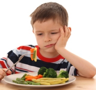 High Calorie Food for Underweight Children